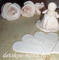 Изделия из полимерной глины, пластики, холодного фарфора